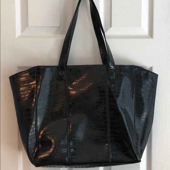 Neiman Marcus Handbags - Nieman Marcus Caiman bag